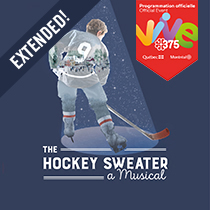 The Hockey Sweater: A Musical